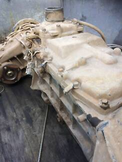 Td 42 patrol gq gearbox +gu zd 30 engine parts