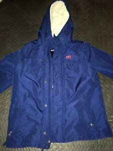 A&F winter jacket