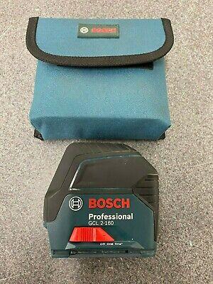 Bosch Gcl 2-160 65 Ft. Cross-line Laser Level