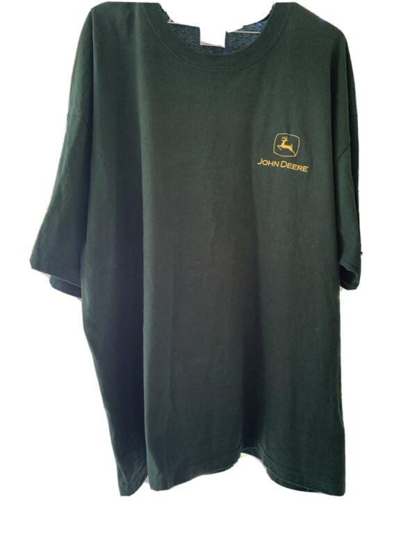 John Deere Adult XL Short Sleeve Tee Shirt
