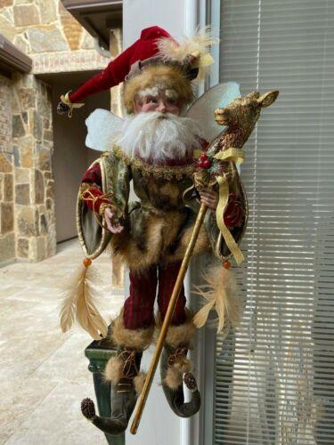 Mark Roberts Medium Christmas Woodland Fairy