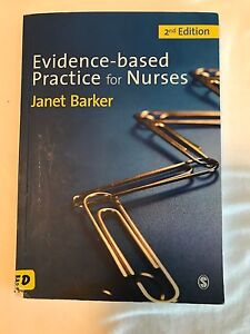 Evidence-based Practice for Nurses Textbook