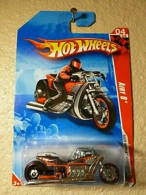 RACE WORLD 2010 Hot Wheels AIRY 8 #196