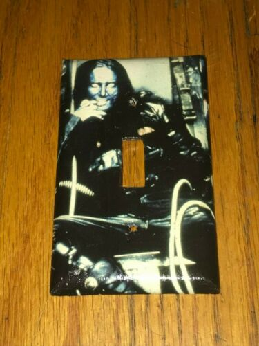 CRADLE OF FILTH METAL ROCK LEGEND Light Switch Cover Plate