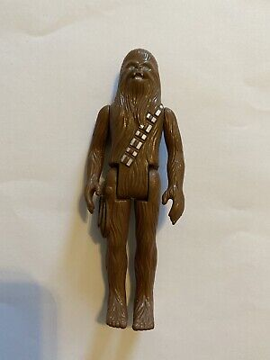 Vintage Star Wars 1977 CHEWBACCA,Authentic Very Rare Kenner - LOOSE