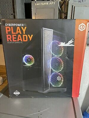 CyberpowerPC Gamer Xtreme VR Gaming PC, Intel i5-10400F 2.9GHz, GeForce GTX 1...