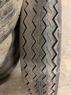 11.00 20 Bias Ply Trailer Tire 12 Ply W Flap