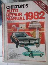 AMERICAN CAR REPAIR MANUALS Shelley Canning Area Preview
