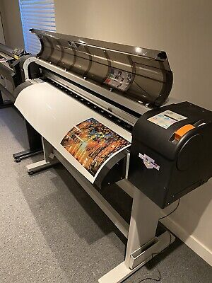 Mutoh Vj-1204 As Eco Solvent Large Format Printer