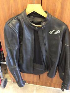 Ladies Leather Bike Jacket.  Shift. Large. Prospect Prospect Area Preview