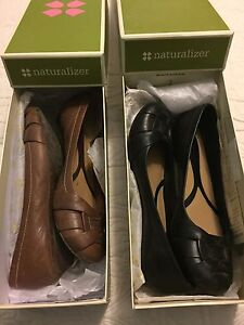 Naturalizer Hand Finished Leather Flats