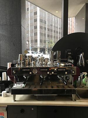 La Marzocco Fb70 Espresso Machine - Red