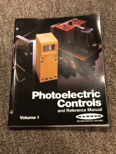Banner Photoelectric Controls and Reference Manual Volume 1
