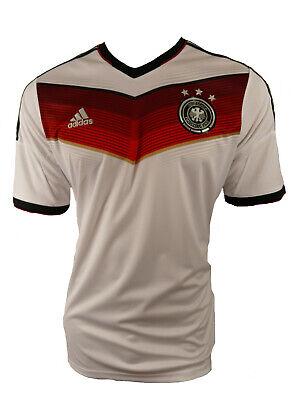 Adidas Alemania DFB Jersey Maillot 2014 TALLA M NUEVO, usado segunda mano  Embacar hacia Mexico