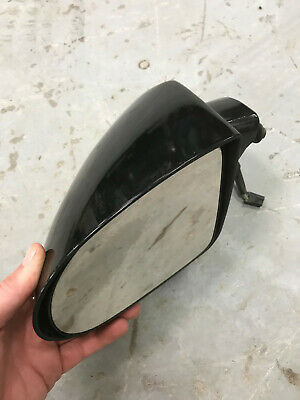 93-02 Camaro Driver Left LH Side Mirror Black Real OEM GM Z28 SS V6 RS OE LS1