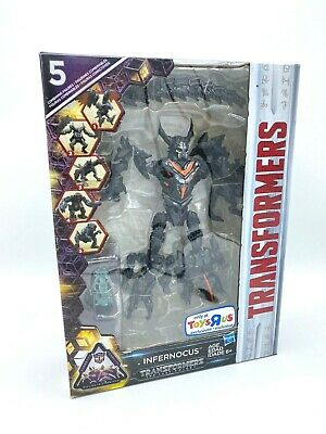 Transformers: The Last Night - INFERNOCUS - Toys R Us Exclusive(Hasbro)