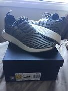 OG DS ADIDAS NMD R2 TRACE CARGO OLIVE US 8.5 UK 8 MENS Berwick Casey Area Preview