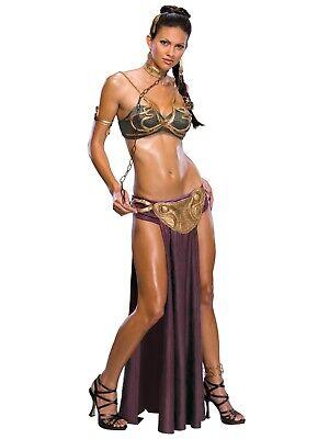 Slave Princess Costume (Princess Leia Adult Sexy Slave Costume Size Large (Read)