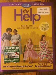 The Help - 3 disk DVDs