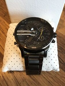 Diesel Big Daddy watch Mint Condition!