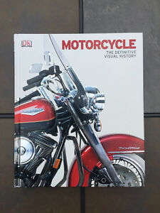 LARGE MOTORCYCLE COFFEE TABLE BOOK