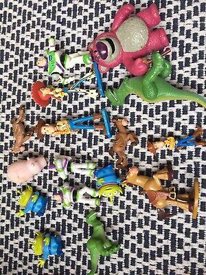 Disney Store Toy Story figures bundle