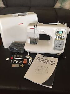 JANOME EX-30 sewing machine