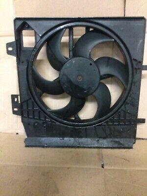 PEUGEOT 207 Sport 1.6 Petrol Radiator Fan