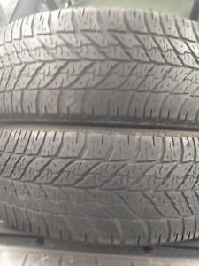 2-205/55R16 Good Years winter tires
