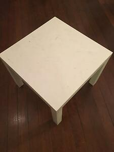 Used IKEA bedside table - white Double Bay Eastern Suburbs Preview