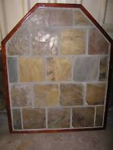 Hearth.....slate ...... wood heater  or  pot belly stove.. Caboolture Caboolture Area Preview