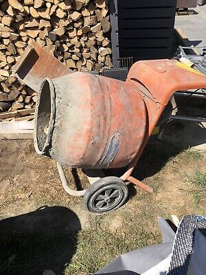 Belle MiniMix 150 Electric 110v Cement Mixer  COLLECTION ONLY!!!