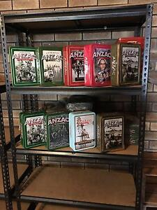 Anzac Biscuit Tins Warnbro Rockingham Area Preview