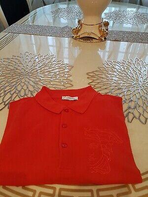 Original Versace Polo Shirt Xl