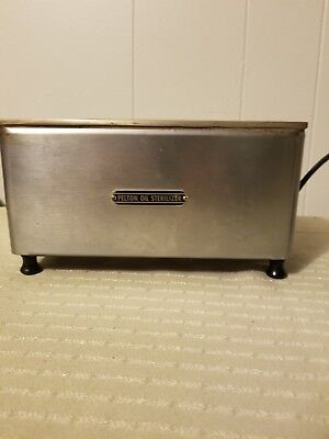 Vintage Pelton Crane Oil Sterilizer Model 108