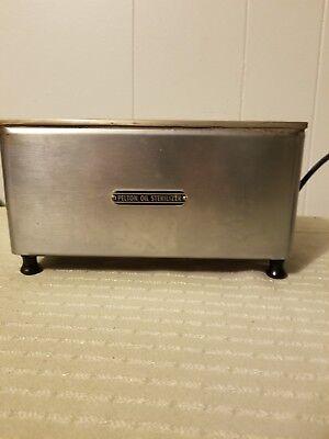 Vintage Pelton Crane Oil Sterilizer Model 108
