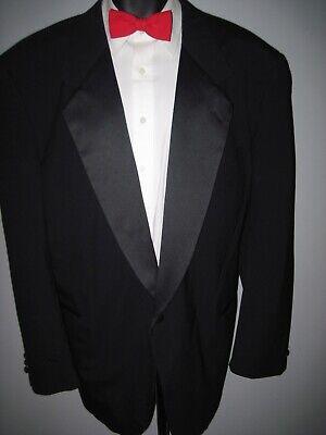 50L black ~one button notch lapel