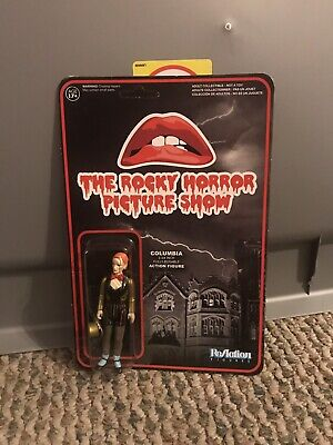 Columbia Rocky Horror Picture Show Reaction Super 7 Funko Pop Figure](Rocky Horror Show Columbia)