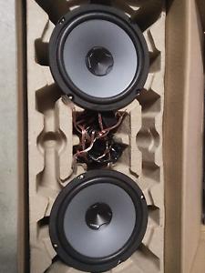 Hertz DSK165 speakers Huntleys Cove Hunters Hill Area Preview