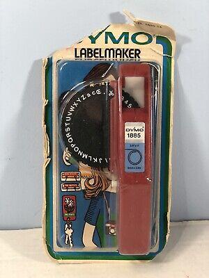 Dymo Label Maker Vintage In Package