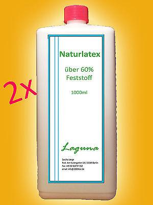 Flüssiglatex 2 L Latexmilch 2000ml Liquid Rubber Masken Halloween 103