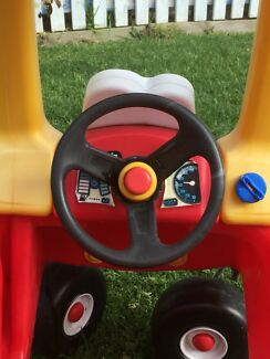 Kids Kiddycab ride-on car