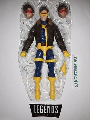 MARVEL LEGENDS CYCLOPS LOOSE X-MEN LOVE TRIANGLE 3 PACK HASBRO 2019