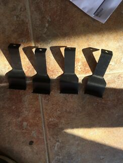 Toyota hilux roof rack brackets