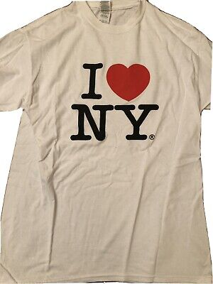 I Love New York T Shirt