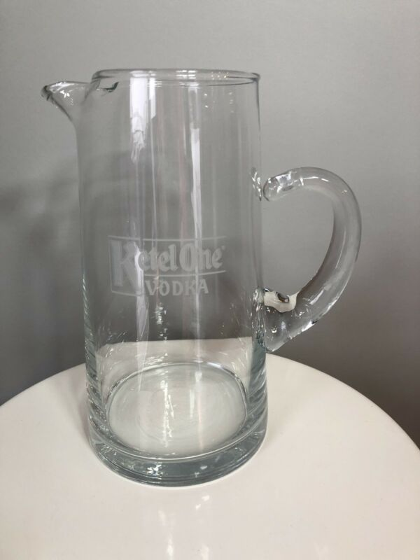 Ketel One Vodka Glass Martini Pitcher
