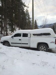 2003 Chevy 1500 for parts