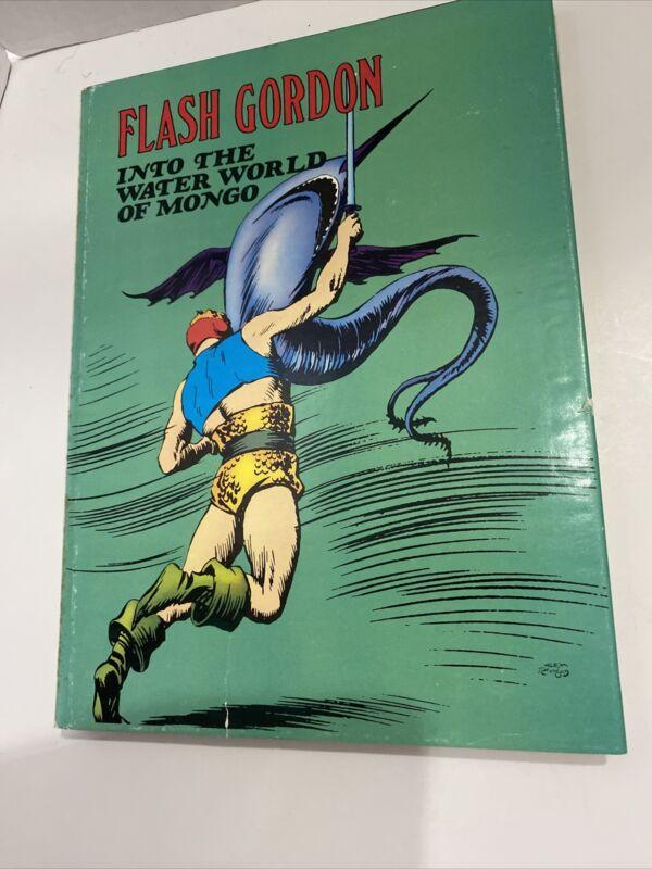 Flash Gordon: into the Water World of Mongo (1974) [hardcover]