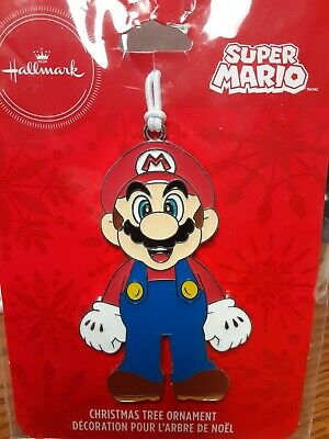 HALLMARK Keepsake 2019 SUPER MARIO BROS Video Game CHRISTMAS ORNAMENT Nintendo