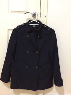 David Lawrence Trench Coat - Size S